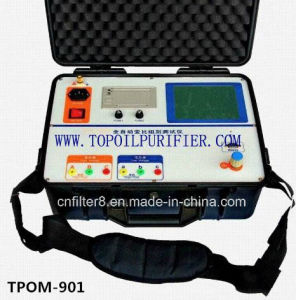 3 Phase Ctpt Transformer Turn Ratio Meter (TPOM-901) pictures & photos