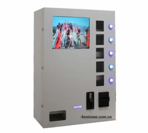 Vending Machine With LCD pictures & photos