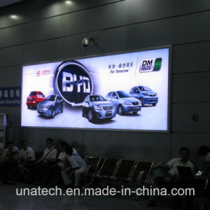 Outdoor or Indoor Advertising Acrylic LED Billboard Construction pictures & photos