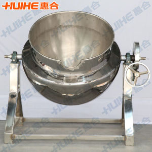 Good Quality Steam Cooking Jacketed Kettle for Food pictures & photos