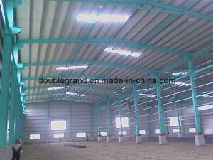 Light Steel Structure Workshop with Installation Service pictures & photos