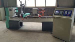 CNC Wood Turning Lathe Machine for Woodworking pictures & photos