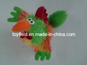 Pet Dog Toy Plush Stuffed Rooster Dog Toy pictures & photos