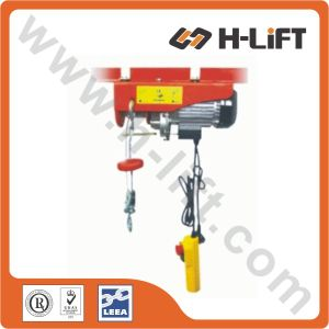 Mini Electric Wire Rope Hoist, Fast Speed (EWH-L Type) pictures & photos