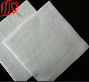 400G/M2 Needle Punched High Strength Non Woven Geotextile for Road Construction pictures & photos