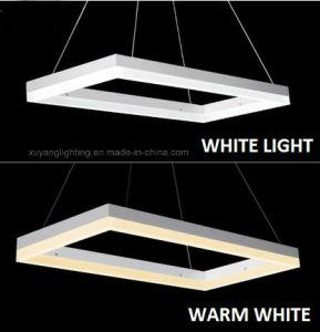Rectangular Modern Pendant Lamp, LED Decorative Pendant Light pictures & photos