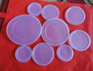 Custom Silicone Rubber Plastic Tray Cover pictures & photos