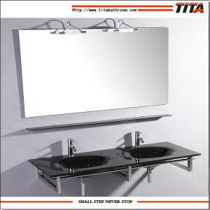 Vanity Top Double Sink/Double Basin Bathroom Vanity/Double Bowl Vanity Top Tb-020 pictures & photos