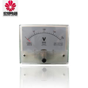 69c9-V High Grade DC Mounted Analog Meter pictures & photos