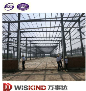Latest Galvanized Steel Structure Steel Structure Workshop pictures & photos