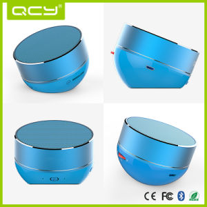 Qcy QQ800 Mini Hi-Fi Stereo Wireless Bluetooth Speaker with Mic pictures & photos