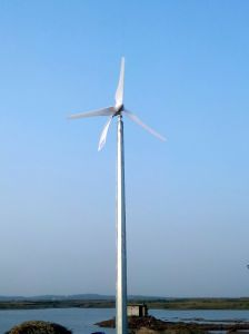 5kw Wind Generator for on Grid System Solution pictures & photos