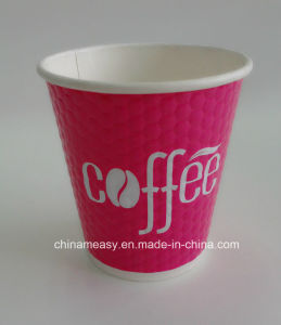 Diamond Coffee Paper Cups for Tea Personalized Logo