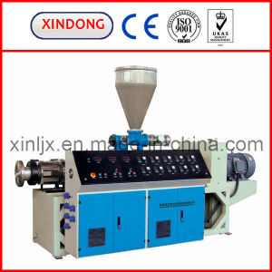PVC Extruder, Plastic Extruder for Pipe/Profile/Film/Recycling pictures & photos