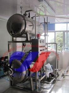 Electric Heating Water Spray Type Sterilizer Retort pictures & photos