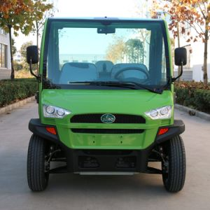 A6 Street Electric Car of 2 Seats pictures & photos
