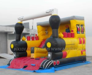 Inflatable Slides Train (B4071) pictures & photos