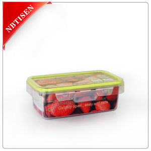 Plastic Lunch Box/Food Storage Container pictures & photos