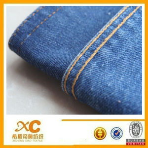10oz 100% Cotton Textile Denim Fabric for Jeans