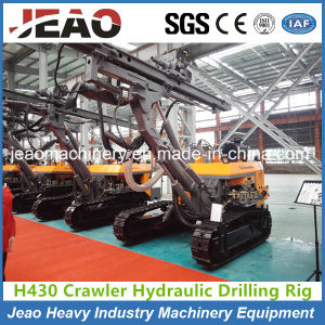 H430 Diesel Driven Crawler Drilling Rig/Blasting Drilling Rig/Portable Drilling Rig pictures & photos