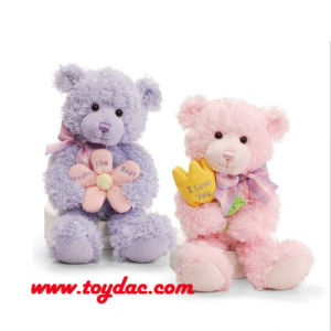 Plush Pink Teddy Bear pictures & photos
