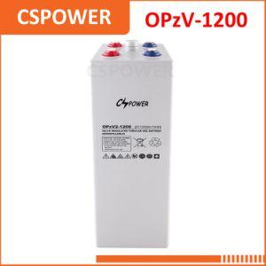 2V1200ah Gel Tubular Opzv Battery Longest Life 2V1200ah Opzv2-1200 pictures & photos
