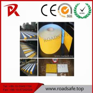 Line Marker Tape Thermoplastic Pavement Vibration Road Marking Tape pictures & photos