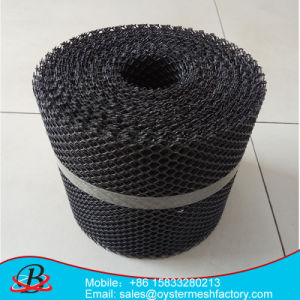 China Good Quality Diamond Hole Gutter Plastic Mesh