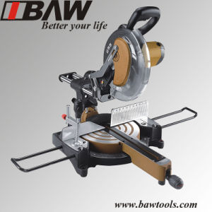 "10"" 255mm Powerful Sliding Miter Saw with Laser (MOD 89006) pictures & photos"