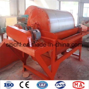 Wet Permanent Drum Magnetic Separator for The Mineral Plant pictures & photos