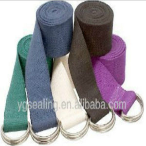Cotton Yoga Belt, Yoga Mat Belt (SG013) pictures & photos