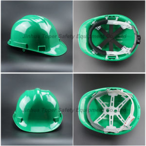 ANSI Z89.1 Certificate Six Point Fixing Safety Helmet (SH502) pictures & photos