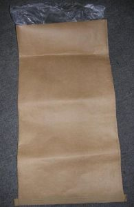 Moistureproof Kraft Paper Thin Film Composite Bag pictures & photos