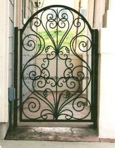 Elegant Wrought Iron Hand Forge Interior Gate and Door pictures & photos