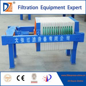 Dazhang Manual Screw Jack Lab Scale Filter Press pictures & photos