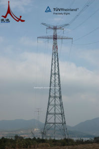 Electric Power Transmission Line Steel Tower pictures & photos
