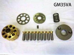 Hot Sale GM35va Travel Hydraulic Motor Pump Displacement Parts for Excavator