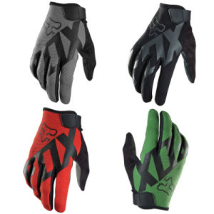 Cycling Gloves Full Finger BMX Gloves Motorcycle Gloves (MAG114) pictures & photos