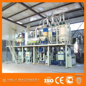 New Wheat Flour Milling Machinery Hot Sale in Tanzania pictures & photos