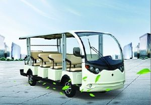 14 Seat Battery Operated Cart pictures & photos