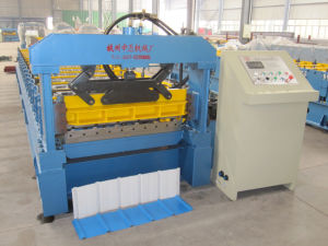 Metal Roof Roll Forming Machinery pictures & photos