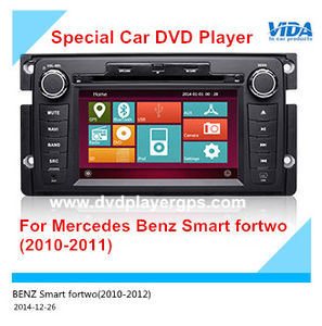 Car Audio/Car MP4 Player for Mercedes Benz Smart Fortwo (2010-2011) pictures & photos