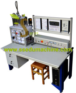 Teaching Equipment Process Control Trainer Mechatronics Training Equipment Didactic Equipment