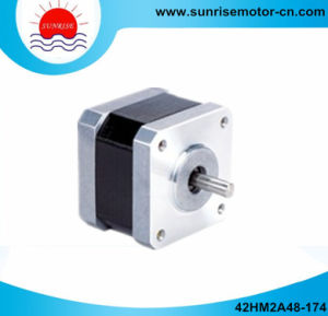 42hm2A48 1.7A 42n. Cm NEMA172phase Hybrid Stepper Motor pictures & photos