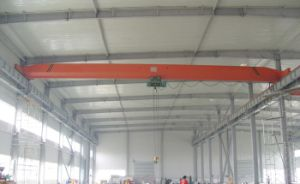 Single Girder Overhead Mobile Crane pictures & photos