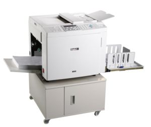 Max. B4 Original & B4 Master Digital Duplicator (RD-3608)