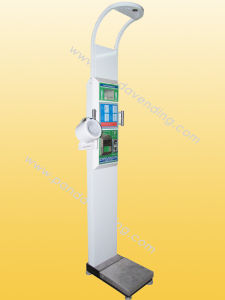 Coin-Operated Multifunctional Body Scale with Touch Screen (TR-BS900) pictures & photos