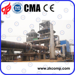 30-80m Long Cement Equipment Rotary Kiln/Small and Medium Cement Kiln pictures & photos