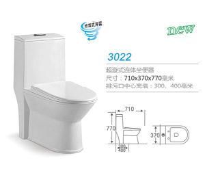 Super Swirl One-Piece Toilet 3022