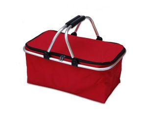 Collapsible Insulated Thermal Tote Picnic Cooler Basket (MS3138) pictures & photos